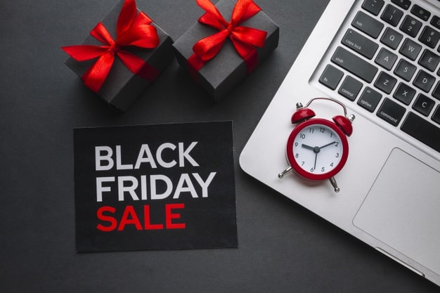 Black Friday code promo en France