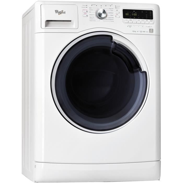 whirlpool awoe41048 lave linge frontal 10 kg