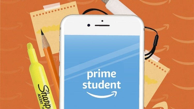 online discount for students with amazon pprime